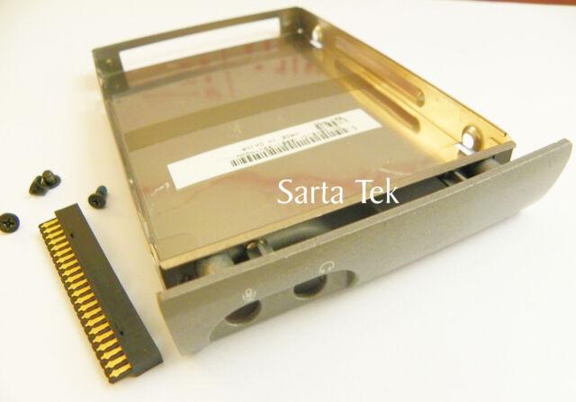 Inspiron 8500 8600 Latitude D800 Precision M60 HDD Caddy 3C453 6X610 W Connector