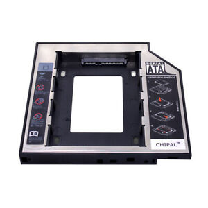 9.5mm SATA 2nd HDD SSD Hard Drive Caddy for Universal ...