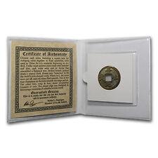 Chinese Lucky Coin & Mini Album - SKU #87256