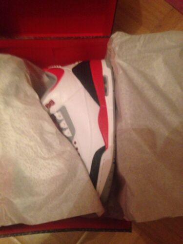 5; 9; Air 44; 45 9 Deadstock 5; Red 10; Retro Taille; 42 11 Fire 3 43; Jordan qqwAFH0z