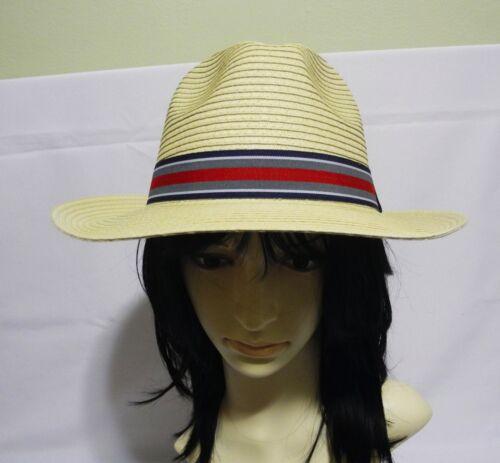 summer Floppy Straw fashion Womens celebrity hat Panama Safari Fedora pork pie