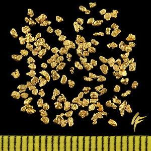 0-5-Gramm-Echte-Gold-Nuggets-ZERTIFIKAT-Alaska-1-mm-20-23-Karat-Muenze-Geschenk