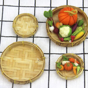 1Pc-Cute-1-12-Dollhouse-Miniature-Bamboo-Basket-Kitchen-Doll-Toy-Accessories-3C