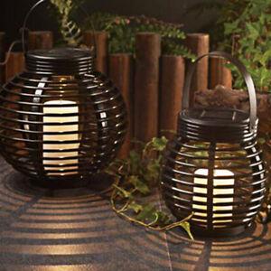 lumiere-solaire-de-balcon-de-l-039-effet-de-rotin-mene-lampe-de-table-de