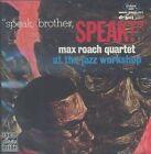 Speak, Brother, Speak! by Max Roach (CD, Jul-1991, Original Jazz Classics)