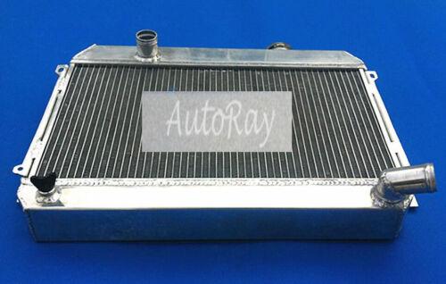 Brand New Aluminum Radiator for Nissan Datsun 510 521 1.6L L4 68-73 3 Row Manual