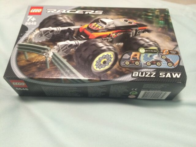 LEGO 8648 Racers Buzz Saw NEU&OVP