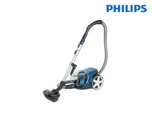 Amazing Philips PowerPro Compact Bagless Vacuum Cleaner. 99.9% Dust Pickup!!