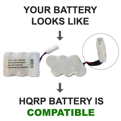 HQRP Battery for Bissell 2880 Series Perfect Sweep Turbo Carpet /& Floor Sweeper