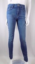 Mother Jeans High Waisted Looker Skinny Slim Happy Medium Wash Sz 26 EUC
