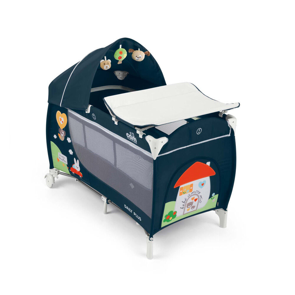 Travel cot with changing mat Daily Plus T222 CASETTA Cam  sc 1 st  Shop Latest Womens Mens and Kids online Clothes Jewelry Shoes ... & Playpens u0026 Play Yards  Baby Gear  Baby