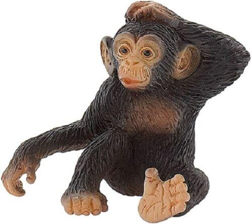 Bullyland 63686 schimpansenjunges 5 cm animales salvajes