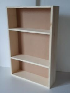 Librerie A Muro Su Misura.Libreria Bacheca Scaffale A Muro Su Misura In Legno Multistrato