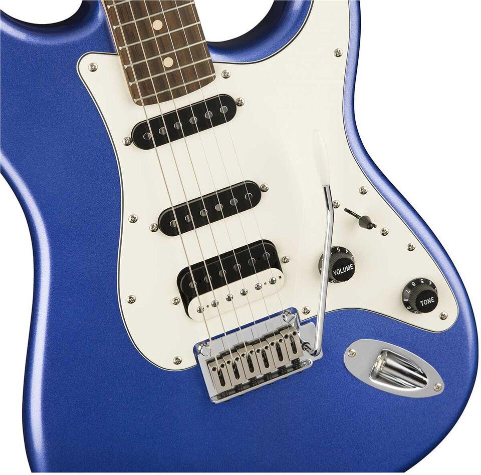 Fender SQ Contemporary Strat HSS Ocean Blue Met...