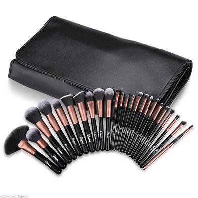 24 Professional Ovonni Makeup Brushes Kit Set Cosmetic Make Up Beauty Brushes