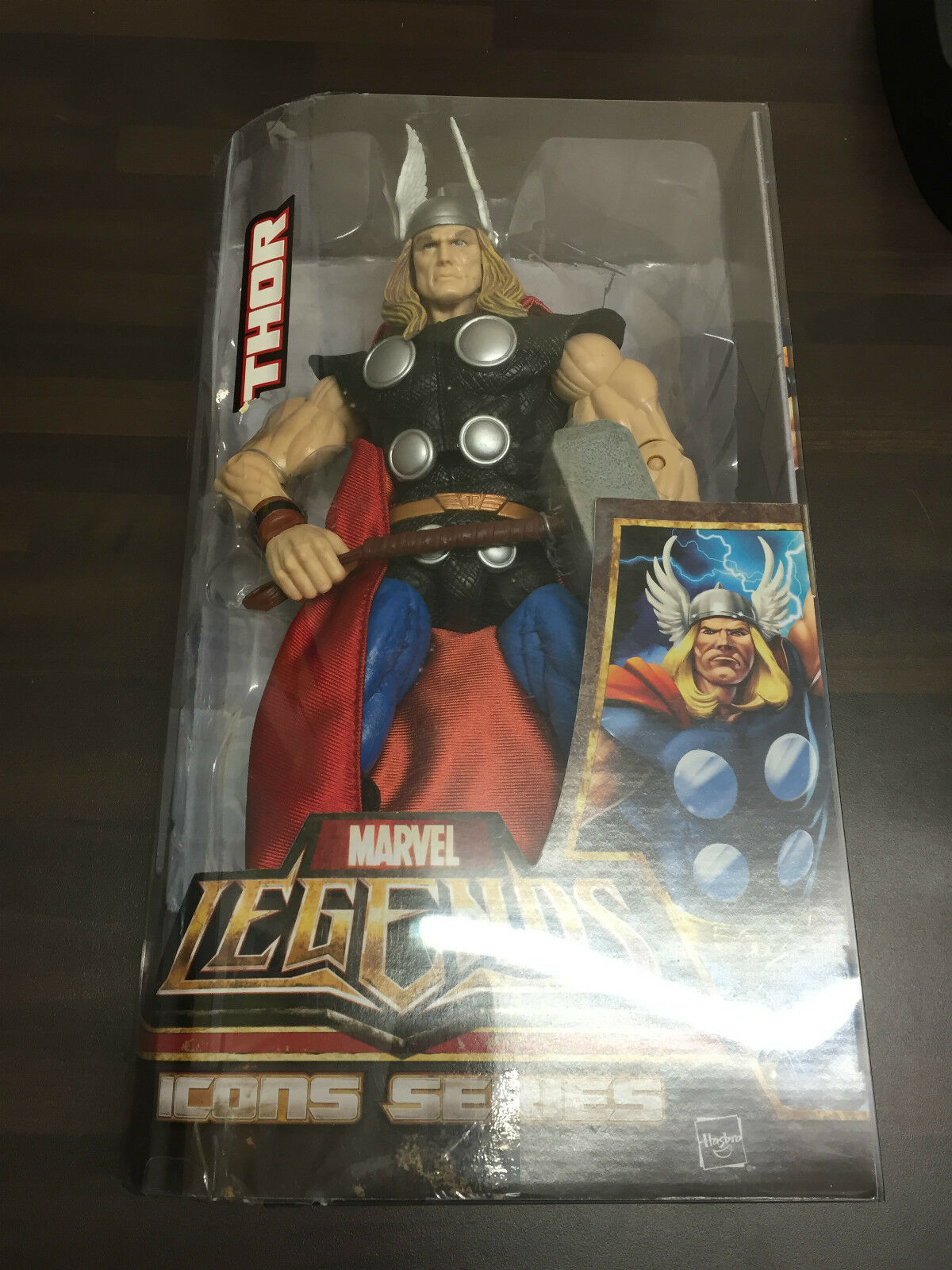 Marvel Icons Series Thor 12  Figure NEW