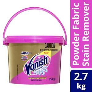 Vanish Stain Remover Fabric Powder 2.7 kg