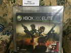 Microsoft Xbox 360 Elite Resident Evil 5 Limited Edition 120 GB Red Console (NTSC)