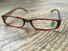 foster grant reading glasses Simba Leopard Print  +1.50 With Free Matching Case