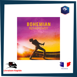 Cd-Musique-Bande-Originale-Film-Bohemian-Rhapsody-Queen-Freddie-Cadeau-Noel