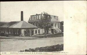Storrs-CT-Agri-College-c1910-Postcard-2