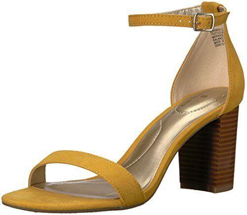 Bandolino Womens Armory Heeled Sandal Select SZ//Color.