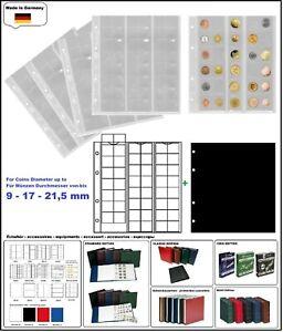 1-look-301127-Feuilles-Pieces-Numoh-17-NH48-48-Cases-a-Max-17-21-5-mm-ZWL-S