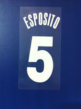 Ternana kit ESPOSITO plastichina Nameset maglia calcio errea