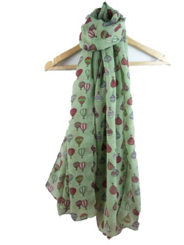 New Design Butterfly Print Scarf Womens Fashion Light  Large Fashion Scarf Wrap