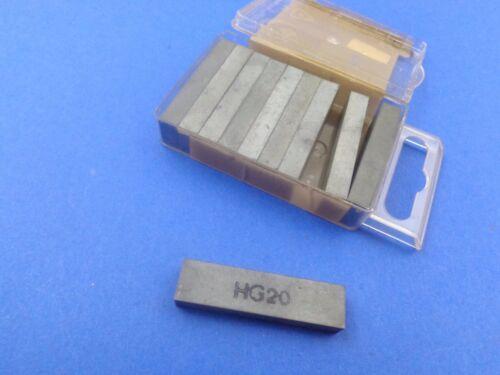 Wendeplatten  Wendeschneidplatten  Stechplatten HG 20  Harthü