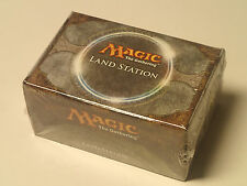 Magic the Gathering 2011 LAND STATION: 400 Basic Land cards & Reusable Box! WOTC
