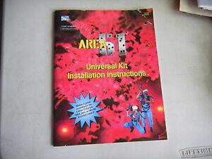 AREA-51-UNIVERSAL-KIT-ATARI-video-game-arcade-game-manual