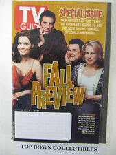 TV Guide  September 30-October 6, 2000  Fall Review Special Issue