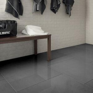 60x60cm Super Polished Dark Grey Porcelain Wall Amp Floor