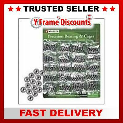 "WELDTITE BIKE CYCLE BALL BEARINGS PACK 1//8/"" 5//32/"" 3//16/"" 7//32/"" 1//4/"""