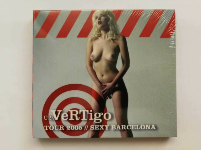 U2 - VERTIGO TOUR 2005 - SEXY BARCELONA - 2 CD -NEW / NUEVO - RARE