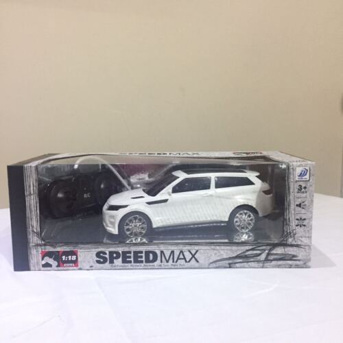 Radio remote Control speed max Car Kids Children Toy Christmas Gift electric car