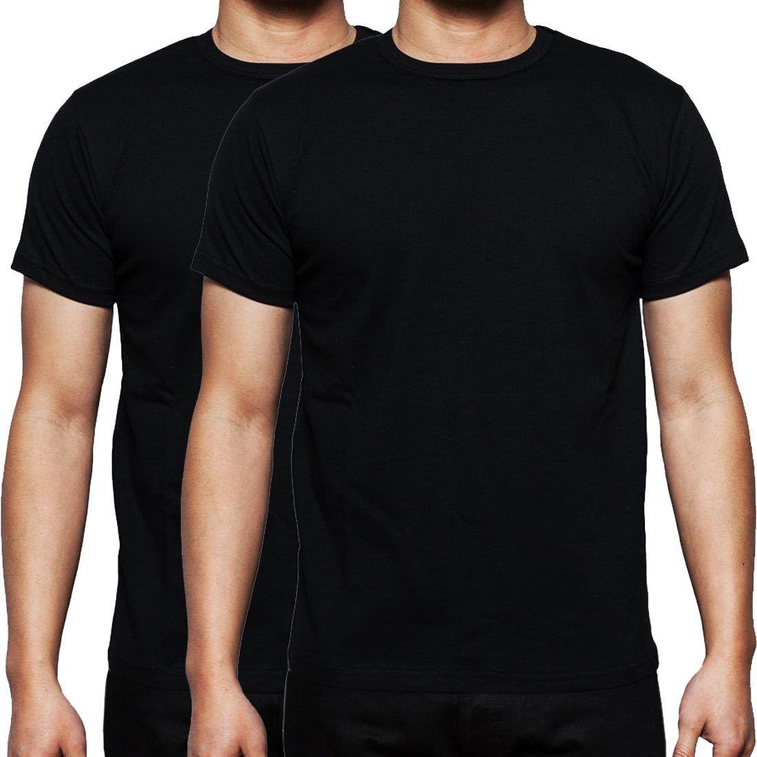 Gildan Mens 6 Pack Comfort Cotton Casual V-Neck T-Shirts Multipack Tee Lot S-2XL