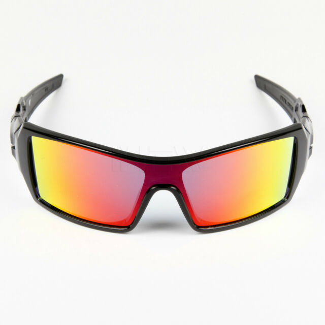 0f045671fa6 Fire Ruby Red Polarized Replacement Lenses For-oakley Oil Rig for ...