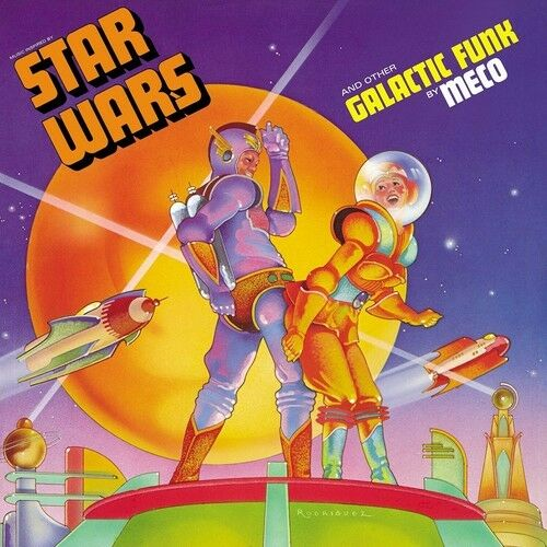 Meco - Music Inspired By Star Wars & Other Galactic Funk [New Vinyl]