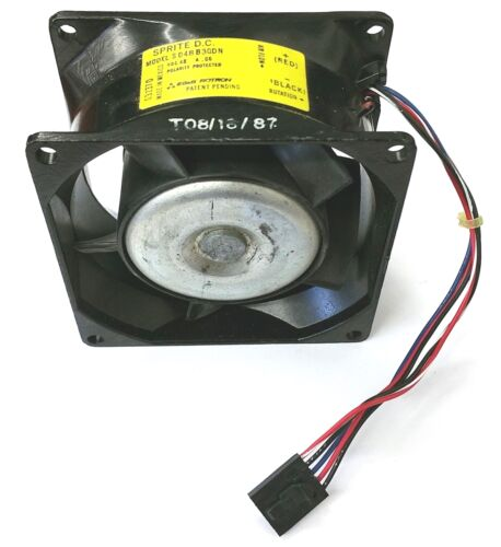 Sprite DC SD48B3QDN 80mm x 42mm 35 CFM 48V DC Fan 032370 NEW EG/&G Rotron