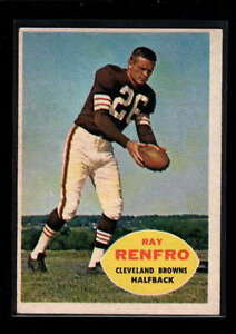 1960-TOPPS-26-RAY-RENFRO-EX-MT-D2015
