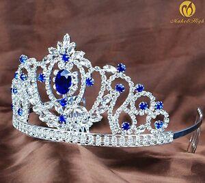 Pretty-Brides-Crown-Bridesmaid-Crystal-Tiara-Wedding-Pageant-Hair-Accessories