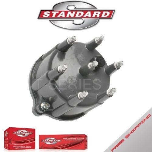 SMP STANDARD Distributor Cap for FORD E-150 ECONOLINE 1984-1996 L6-4.9L