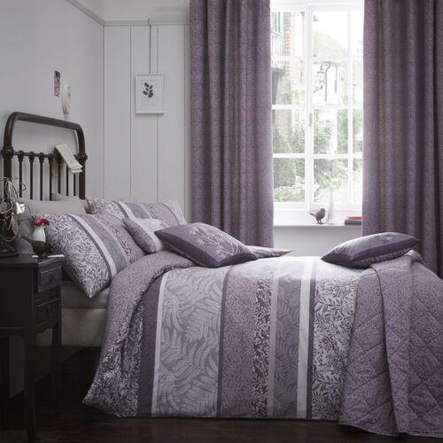 New Floral Polycotton Bedding Duvet Cover Set /& Pillowcases Multiple Designs
