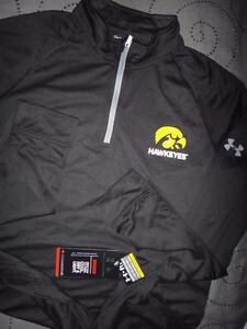 Element 4 Under Style 1 S Heren 99 M Zip Armour Xl Nwt54 L shirt Iowa Hawkeyes 1cJKlF