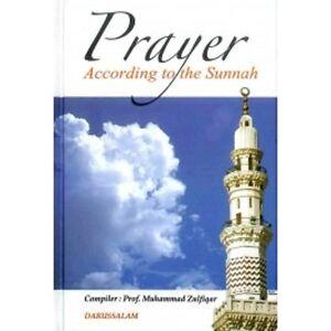 New-Prayer-According-to-the-Sunnah-Islamic-Muslim-Namaz-Salah-Salaat-Book-Gift
