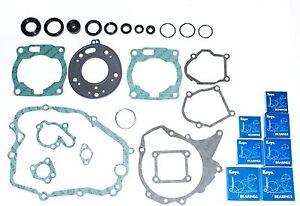 Dichtung Simmerringe Lager Motor passend für Sachs XTC 125 ZX 125 ZZ 125 2 Takt