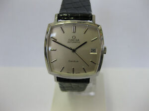 Gents-Omega-1012-Geneve-Automatic-Stainless-Steel-Silver-Dial-152-0052-1021