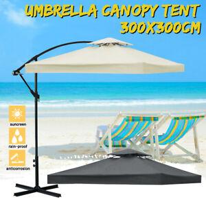 10-039-x10-039-Replacement-Canopy-Top-Patio-Gazebo-Outdoor-Sunshade-Cover-Beach